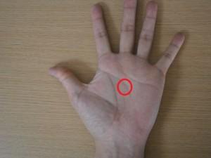 手汗 抑える ツボ01