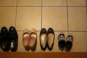 水虫 原因 靴