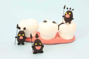 口臭 原因 虫歯